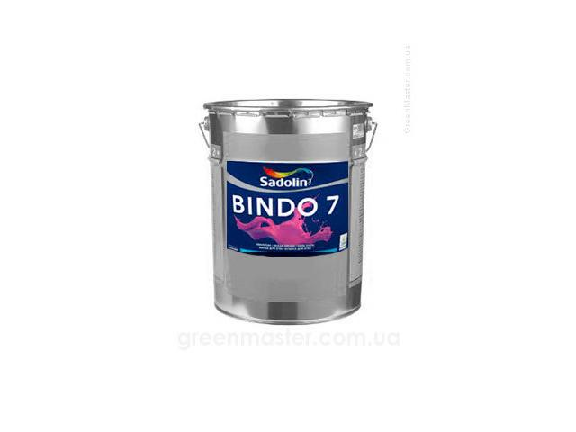 Sadolin BINDO PROF 7 латексная краска