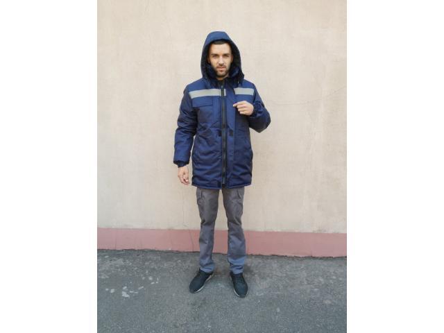 Куртка зимняя  - модель Оксфорд - продажа в Запорожье