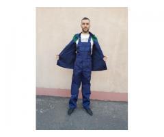 Спецодежда - колстюмы рабочие в Запорожье в наличии