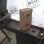 , Cтанок по производству кирпича от MSD