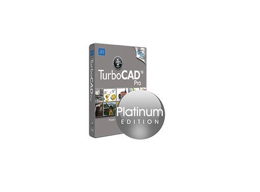 , TurboCAD Pro Platinum