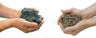 применения керамзита