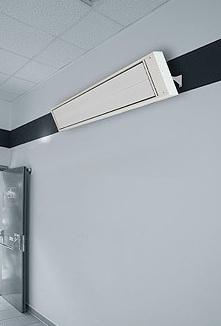 инфракрасные обогреватели потолок