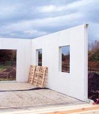 панельное строительство дома