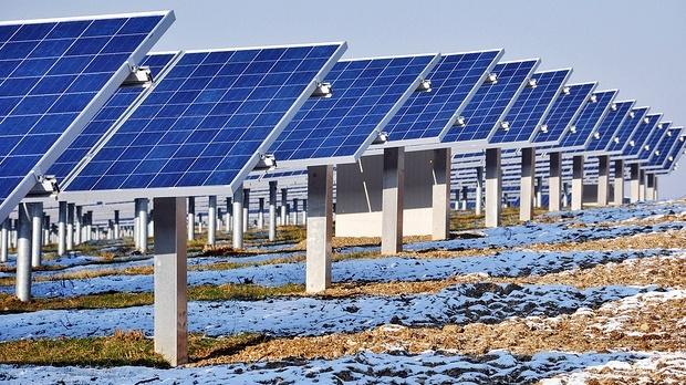 Сетевой контроллер в системе солнечной электростанции