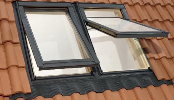 Современные мансардные окна