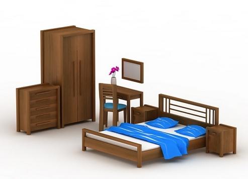 , Как создать красивый и гармоничный интерьер в спальном помещении