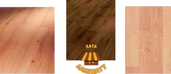 Образцы ламинатной доски