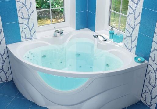 """Акриловые ванны компании """"Kvadratura"""" покоряющие легкостью, надежностью и неповторимым дизайном"""