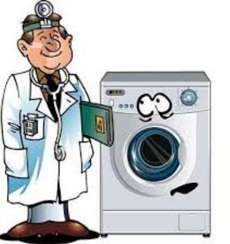, Поломки стиральных машин Brandt