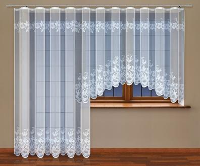 , Оформление окна с балконной дверью