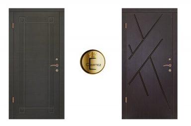 Фирменные брони-двери