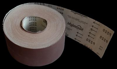 наждачная шлифовальная бумага