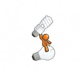 экономки, электрический, обмен, светильник,