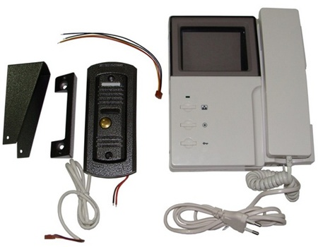 Домофон с функцией видео передачи