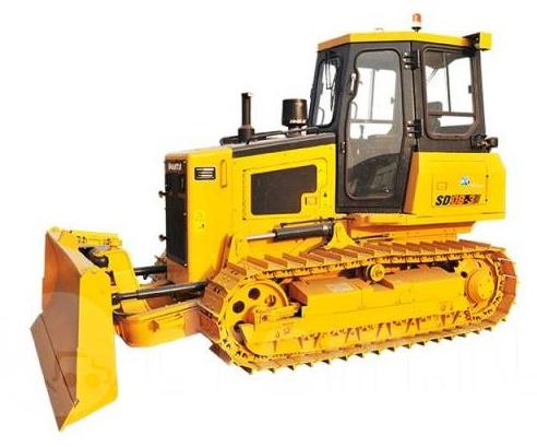 Лёгкий трактор