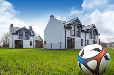Строители домов футболисты